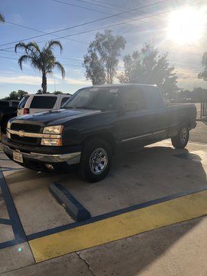 2005 Chevy Silverado for Sale in Colton, CA