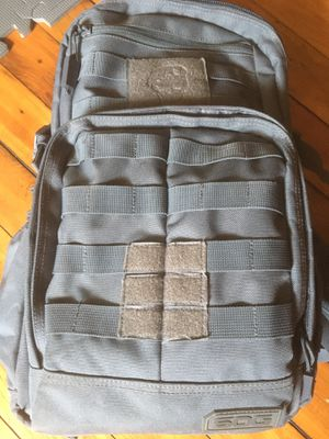 Tactical SOG Backpack' / Gray Tactical/ Multiple Zippers/ New Condition!! for Sale in Burbank, CA