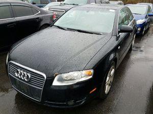 Audi A6 (Black) for Sale in Cambridge, MA