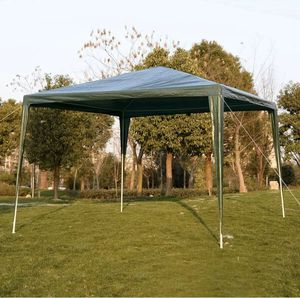 NEW 10'x10'Outdoor Canopy Party Wedding Tent Gazebo Pavilion Cater Events Green for Sale in Phoenix, AZ