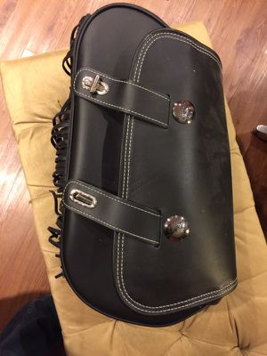 Indian motorcycle saddle bag for Sale in Crystal Lake, IL