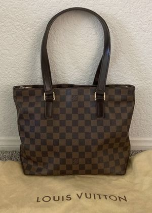 Louis Vuitton Damier Ebene Cabas Piano bag for Sale in Carlsbad, CA