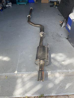 2012-15 Honda Civic si sedan yonaka exhaust for Sale in West Palm Beach, FL