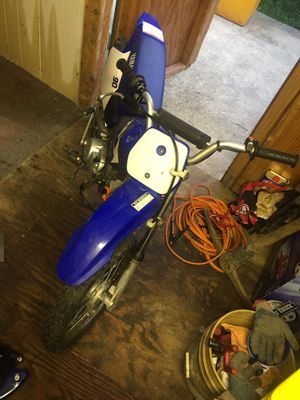 Ttr 90 pit bike 2001 Yamaha everything racing performance for Sale in Fort Washington, MD