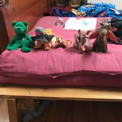 5 Beanie Babies for Sale in Morton,  IL