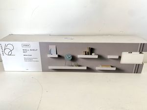 5 pcs Wall Shelf for Sale in Mechanicsville, VA