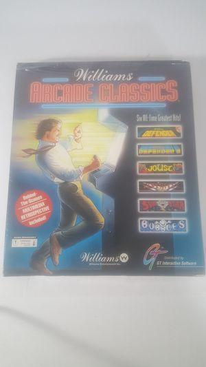 Williams Arcade Classic Pc Game for Sale in Dawson, GA