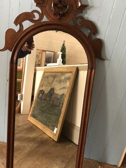 Stunning Victorian Mirror 54 x 26 for Sale in Street,  MD