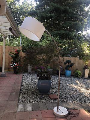 Arc floor lamp for Sale in Shoreline, WA
