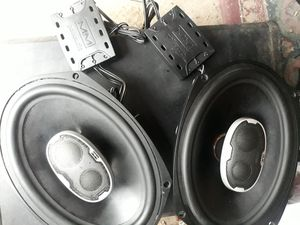 Polk audio MM 6x9 for Sale in Houston, TX