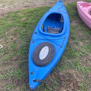 Blue 10 Foot Kayak for Sale in Oakdale, CA