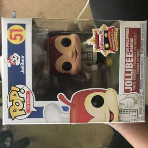 Jollibee in Philippine barong Funko pop for Sale in Middleburg, FL