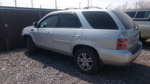 *parts only* 2003 Acura MDX, bad engine good transmission most other parts available and in good condition for Sale in Chicago, IL