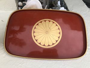 Vintage Mid Century Modern Serving Tray for Sale in West Palm Beach, FL
