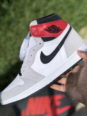 "jordan 1 high "" smoke grey "" for Sale in Houston, TX"