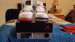 Jordan 4 what the 4 for Sale in Buffalo, NY