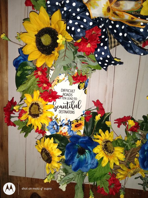 Handmade Wreath