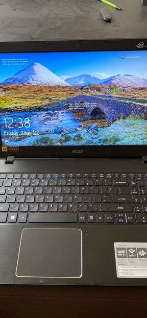 Acer Aspire E15 for Sale in Elkins, AR