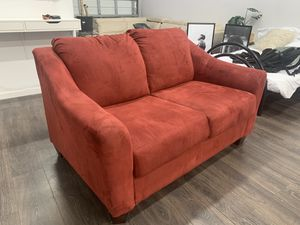 Red Couch for Sale in North Lauderdale, FL