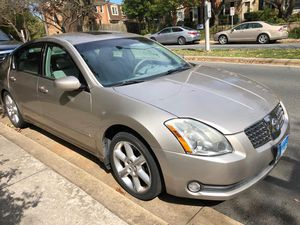 Nissan maxima 2005 for Sale in Rockville, MD