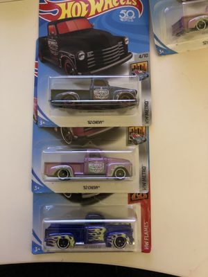 Hot wheels brand new never open for Sale in Inglewood, CA