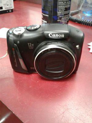 Canon PC1677 14.1 MP digital camera w/ 12X optical zoom. Inv # 96091357390 for Sale in Sacramento, CA