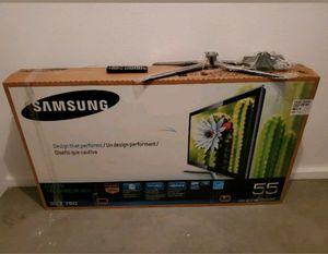 "Samsung 55"" smart tv for Sale in Tampa, FL"