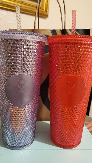 NEW STARBUCKS LIMITED EDITION CUPS for Sale in Los Angeles, CA