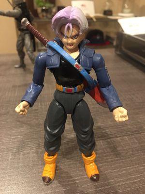 Dragon Ball Z Trunks CUSTOM action figure for Sale in Arlington, TX