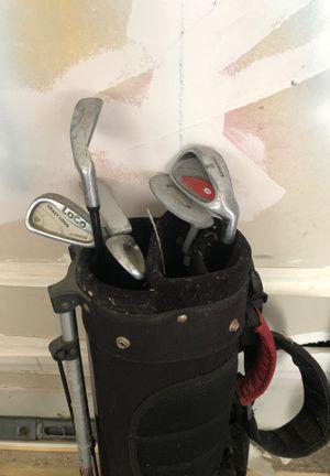 Golf starter kit for child for Sale in Clarksburg, MD