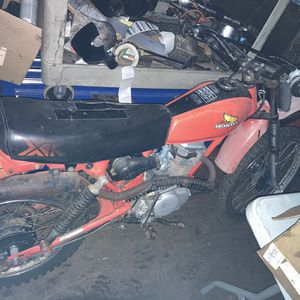 1981 Honda XR 100 for Sale in Tigard, OR