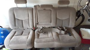 Chevy Tahoe or suburban seats for Sale in Bartow, FL