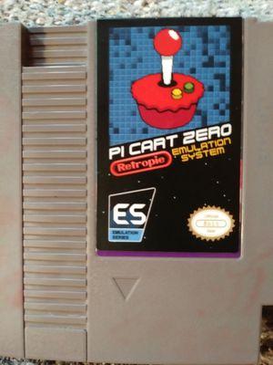 Pi cart zero retropie emulationstation emulation machine retro games 6000 games for Sale in Philadelphia, PA