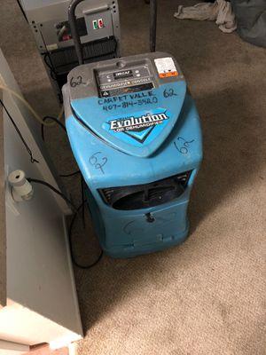Lgr dehumidifier/radical air mover for Sale in Orlando, FL