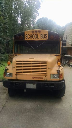 1991 international school bus. for Sale in Painesville, OH