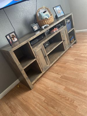 Ashley furniture tv stand for Sale in Perris, CA