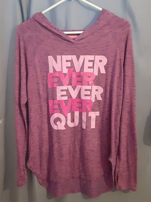 Never ever quit hoodie for Sale in Denver, CO