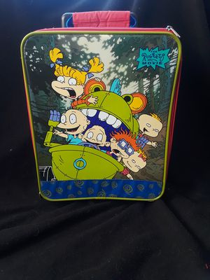 The rugrats movie roller suitcase for Sale in VLG OF LAKEWD, IL