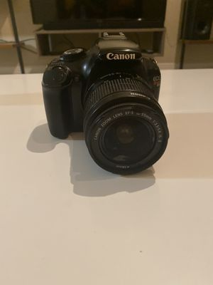 Canon t3 for Sale in Los Angeles, CA