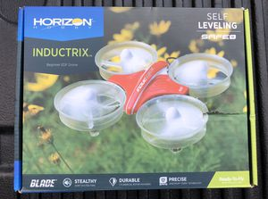 BLADE INDUCTRIX RTF ULTRA MICRO DRONE W/SAFE TECHNOLOGY, NEW for Sale in Union, KY