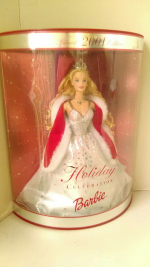 Barbie Holyday Celebration 2001. for Sale in Miami, FL
