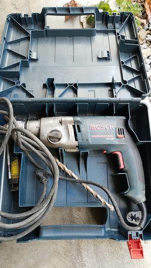 Bosch hammer drill for Sale in Mechanicsville, MD