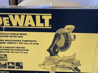 Dewalt DW715 Miter Saw for Sale in Clermont,  FL
