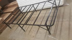 Tempo Collection 14in High Profile Platform Smart Base Bed Frame, TWIN Size for Sale in Santa Ana, CA
