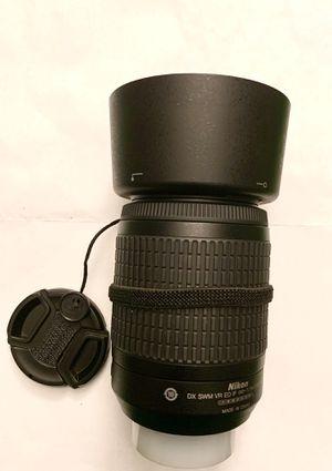 Nikon 55-200 lens for Sale in Burlington, MA