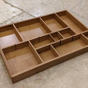 Bamboo Organizer for Sale in Fountain Valley, CA