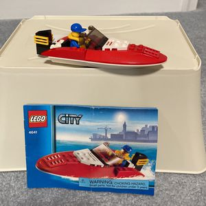 Lego City Boat for Sale in Laurel, MD