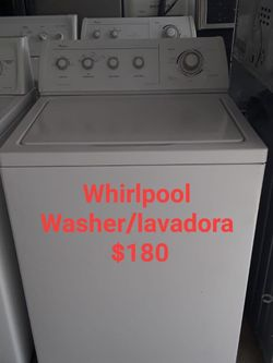 Lavadora washer Whirlpool for Sale in Miami,  FL