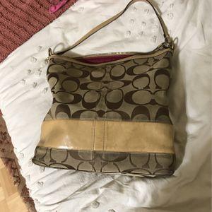 Signature Coach Messenger/Tote Bag for Sale in Marina del Rey, CA