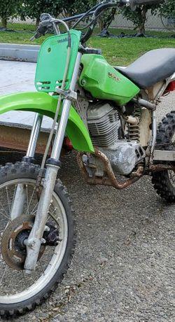 1990 Kawasaki KX80 Honda XR100 for Sale in Kent,  WA